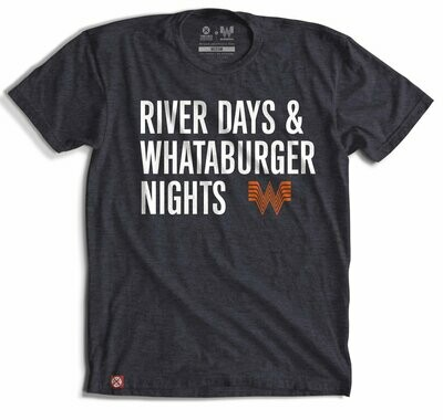 Tumbleweed Texstyles Whataburger Nights Tee