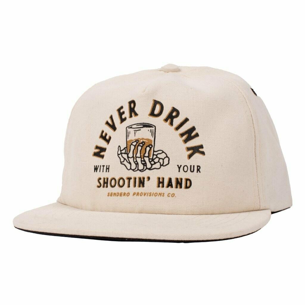 Sendero Shootin' Hand Hat