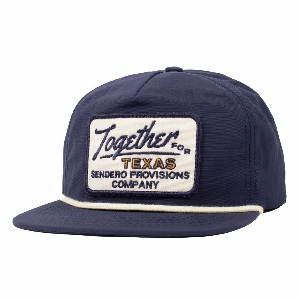 Sendero Together For Texas Hat