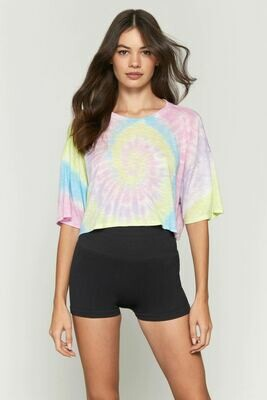 Spiritual Gangster Women's Paradise Solstice Cropped Tee