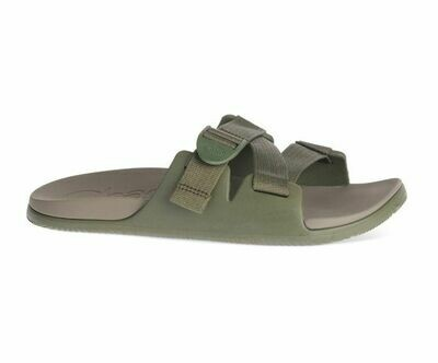 Chaco Men's Chillos Slide- Fossil