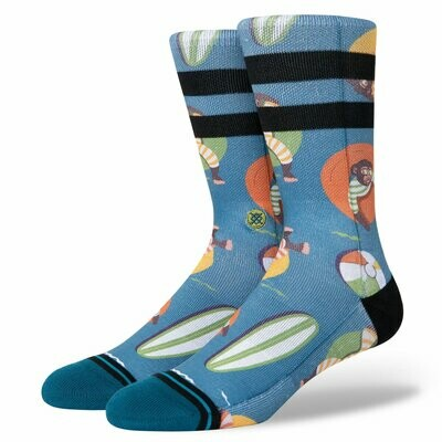 Stance Men's Monkey Chillin Socks