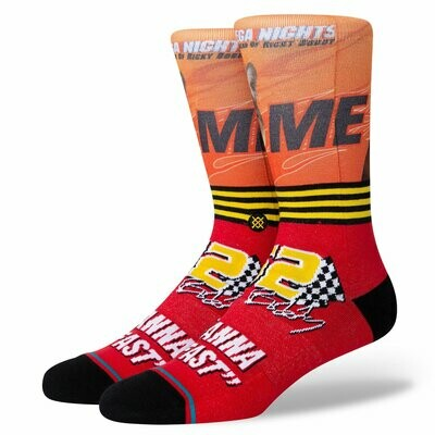Stance Men's I Wanna Go Fast Socks