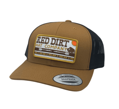 Red Dirt Hat Co Arrows Hat