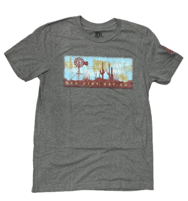Red Dirt Hat Co Windmill Tee