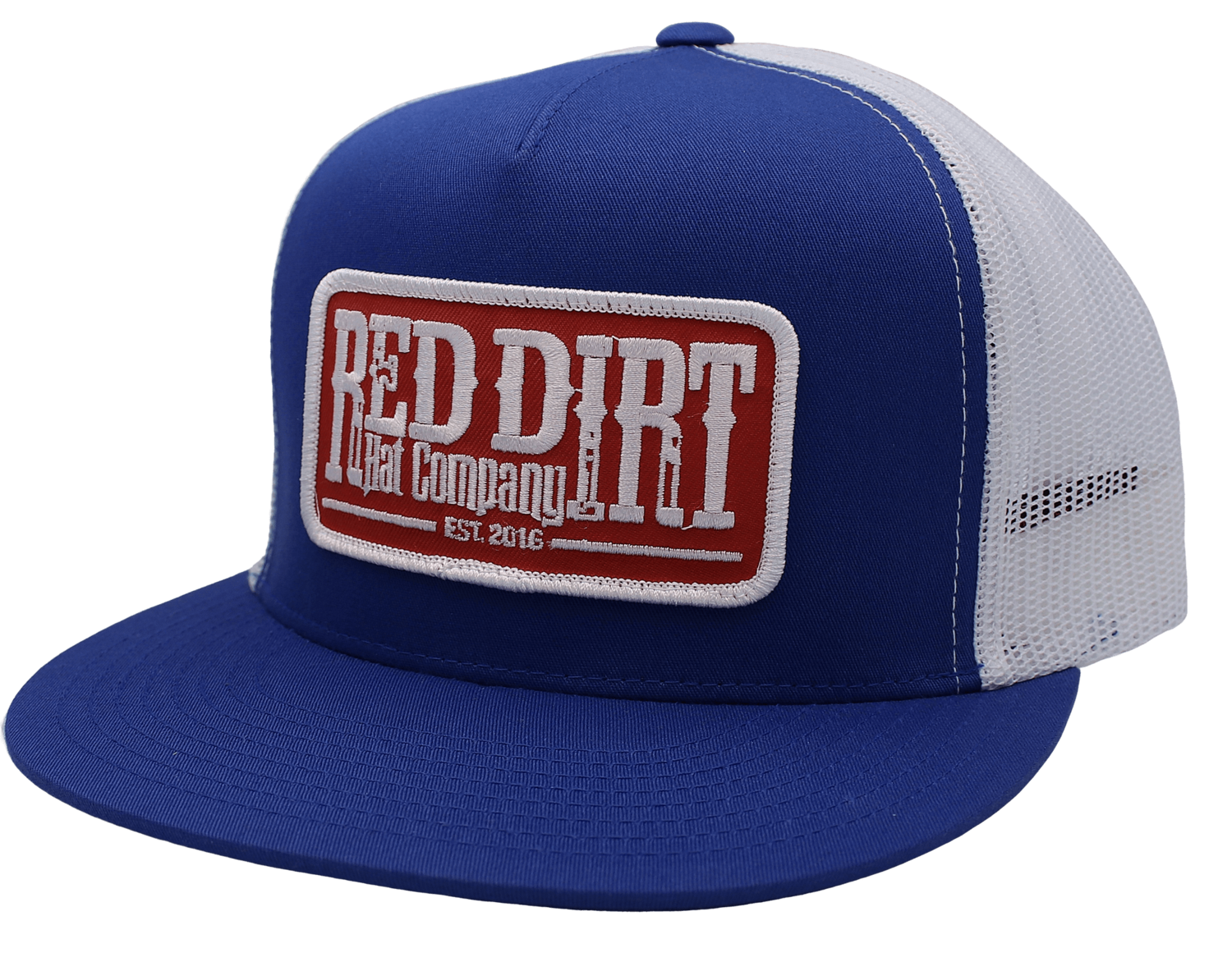 Red Dirt Hat Co Tag Patch Hat