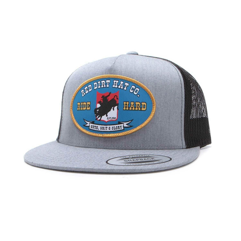 Red Dirt Hat Co Bucking Buffalo Hat