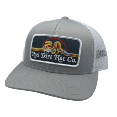 Red Dirt Hat Co Neon Buffalo Hat
