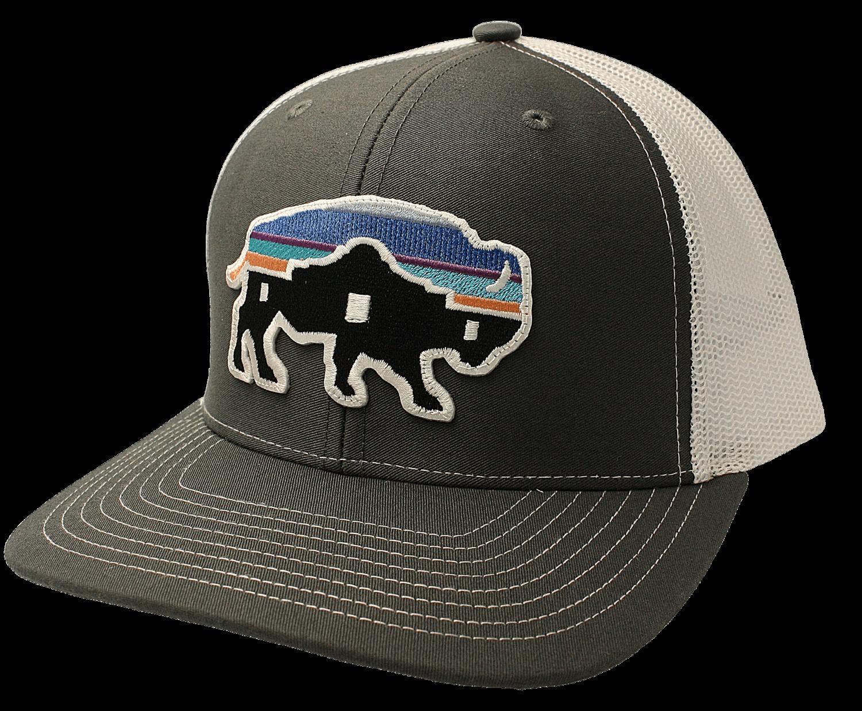 Red Dirt Hat Co Alamo Buffalo Hat