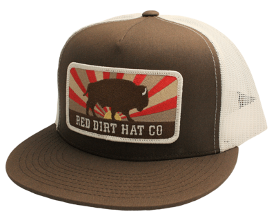 Red Dirt Hat Co Keep Roaming Hat