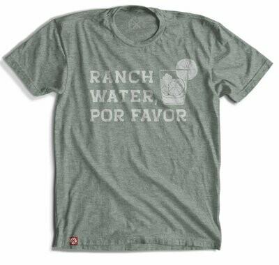 Tumbleweed Texstyles Ranch Water Por Favor Tee