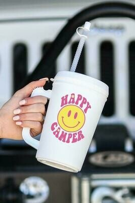 Jadelynn Brooke Happy Camper Jug