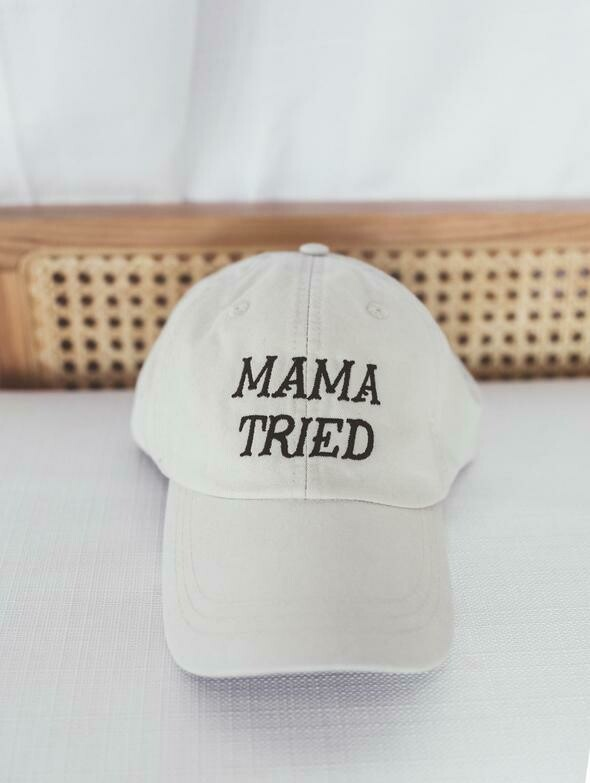 Charlie Southern Mama Tried Hat