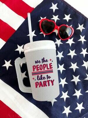 Jadelynn Brooke We The People Party Jug