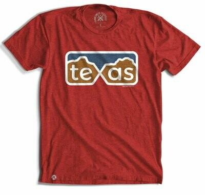 Tumbleweed Texstyles Texas Mountains Tee