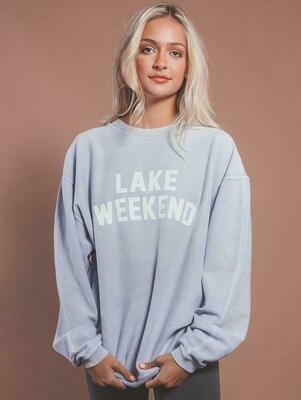 Charlie Southern Lake Weekend Corded Crew