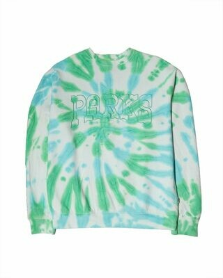Parks Project Embroided Parks Crewneck