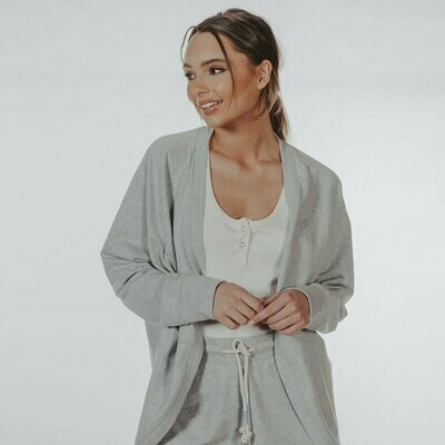 The Normal Brand Women's Cocoon Cardigan