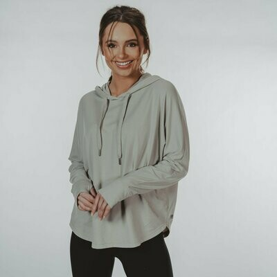 The Normal Brand Women's Active Puremeso Dolman Hoodie