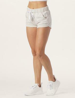 Glyder Women's Powder Stripe Short