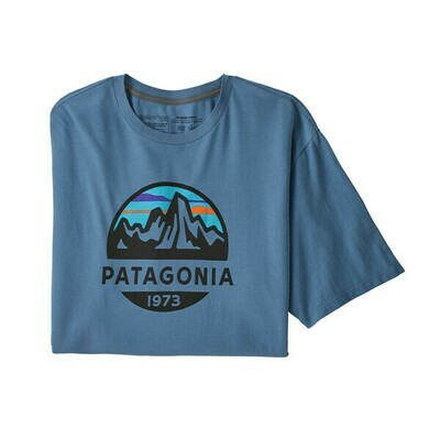 Patagonia Men's Fitz Roy Scope Organic Tee