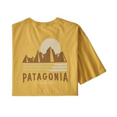Patagonia Men's Tube View Organic Tee