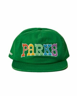 Parks Project Adventure With Pride Baseball Hat