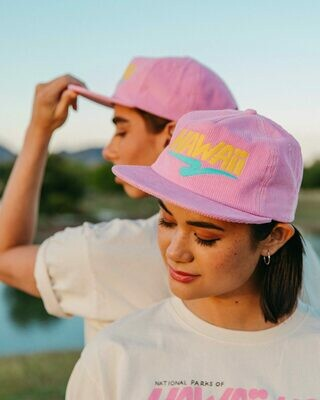 Parks Project Hawaii Wide Whale Cord Hat