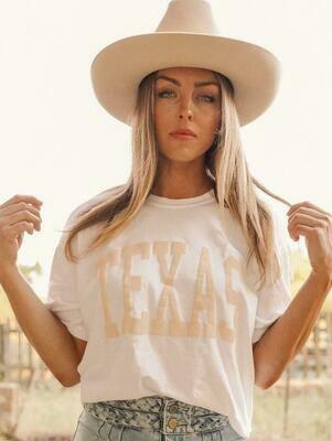 Charlie Southern Short Sleeve Texas Summer Tee