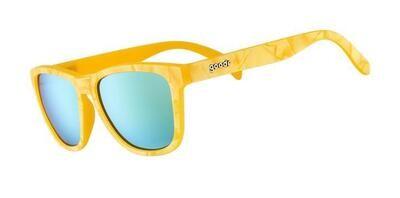 Goodr OG Citrine Mimosa Dream Sunglasses
