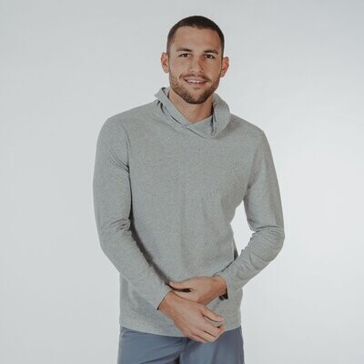 The Normal Brand Men's Active Puremeso Popover Hoodie