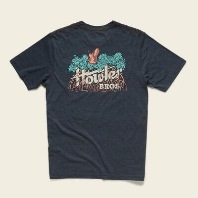 Howler Brothers Men's Electric Mangroves Tee