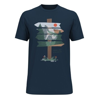 The North Face Men's Choose Your Path Tee