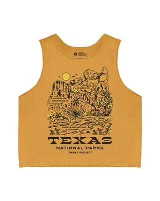 Parks Project Women's Parks of Texas Vintage Tank