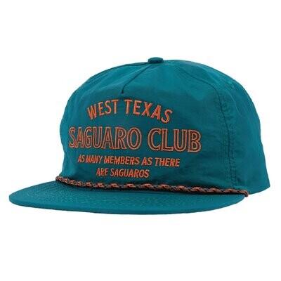 Sendero West Texas Saguaro Club Hat