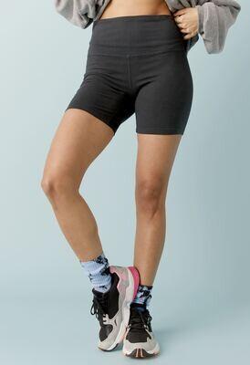 Daydreamer Women's Solid Biker Short