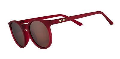 Goodr Circle G I'm Wearing Burgandy? Sunglasses