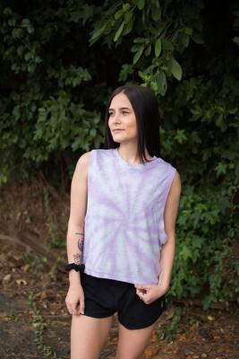 Free People Tie Dye Love Tank