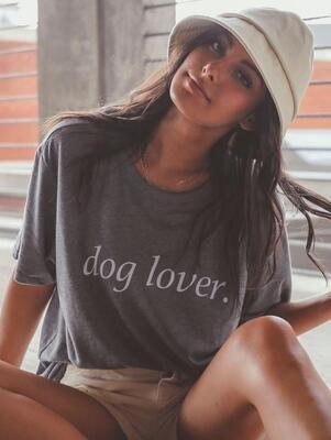 Friday+Saturday Dog Lover Tee