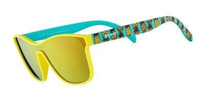 Goodr VRG How You Like Them Pineapples Sunglasses