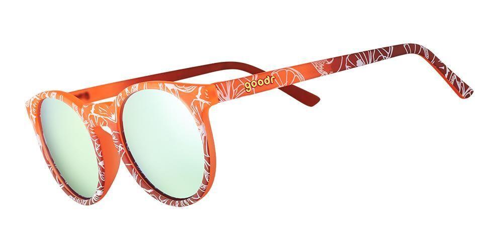 Goodr Circle G Tropic Like It's Hot Sunglasses