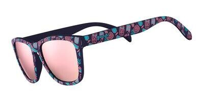 Goodr OG Tropical Tummy Tickles Sunglasses