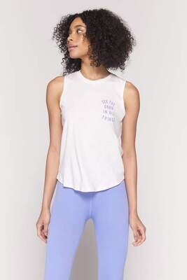 Spiritual Gangster Women's See The Good Muscle Tank