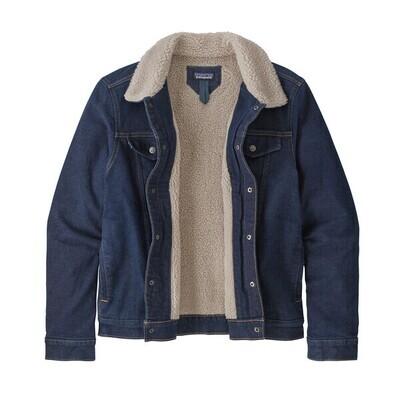 Patagonia Men's Pile-Lined Trucker Jacket