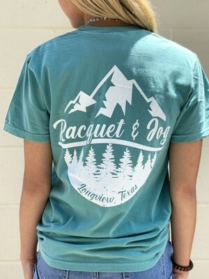 Racquet & Jog Specialty Wilderness Tee