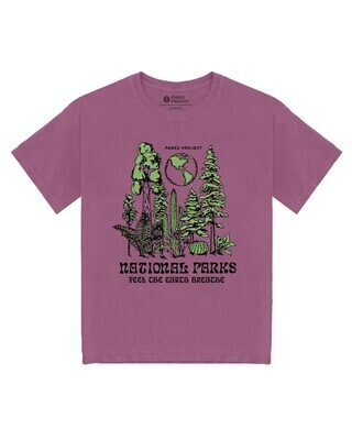 Parks Project Feel The Earth Breathe Tee