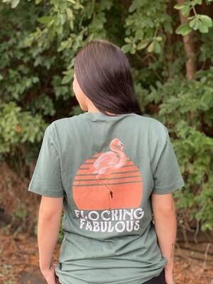 American Honey Flocking Fabulous Tee