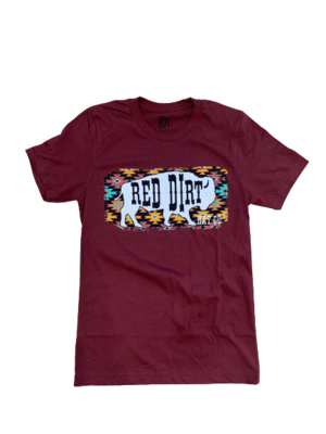 Red Dirt Hat Co Great White II Tee