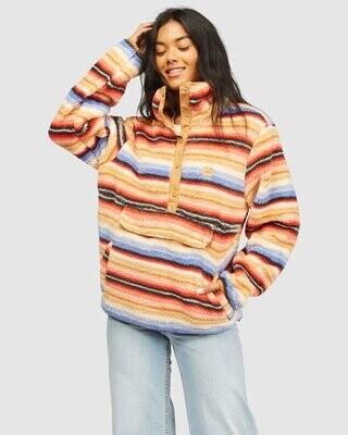 Billabong Women's Switchback Fleece Pullover