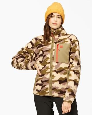 Billabong Women's Switchback Fleece Full Zip